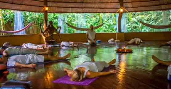 Group Yoga Retreat in Costa Rica