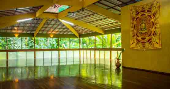 Yoga Studio In Costa Rica For Yoga Retreats