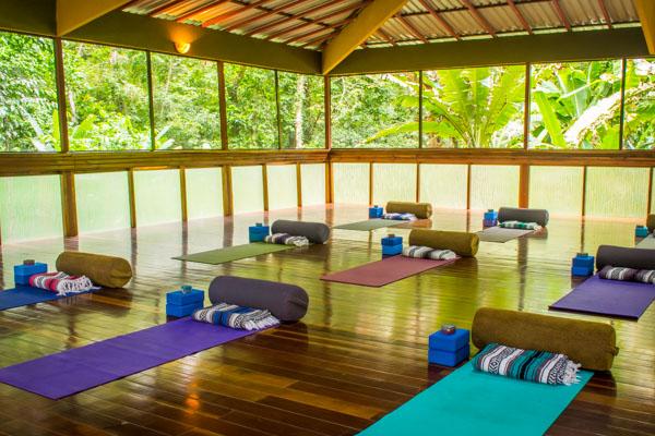 Yoga retreat with Yoga Teacher