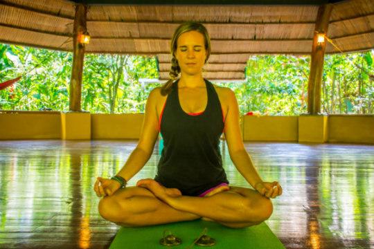 New Year's Resolution Yoga