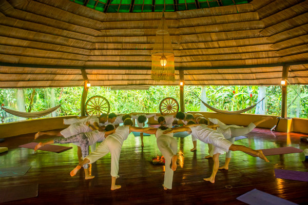 LEAD INTERNATIONAL YOGA RETREAT