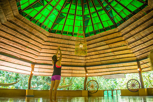 yoga teacher training in costa rica